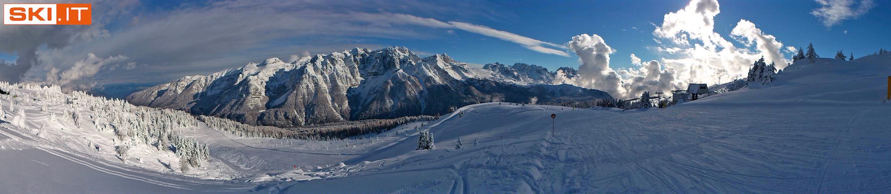 Skiarea Campiglio Dolomiti di Brenta Val di Sole