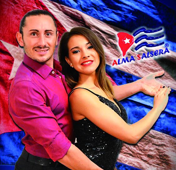 Davide ed Ilaria - Alma Salsera