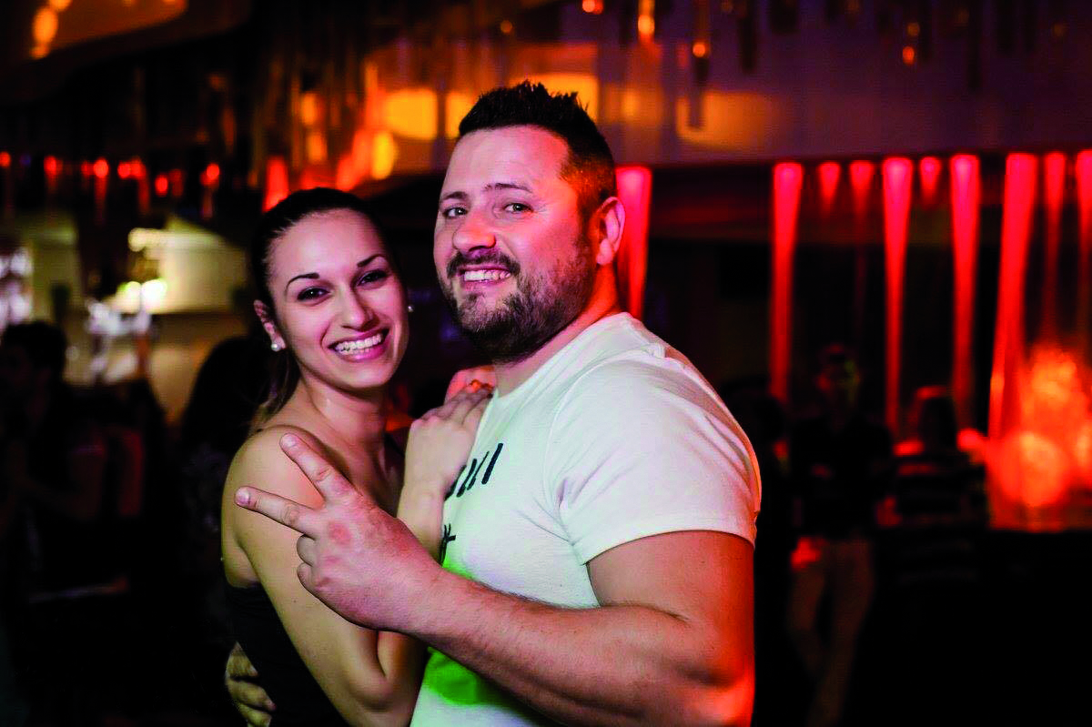 Emanuel ed Erica - Latin Revolution
