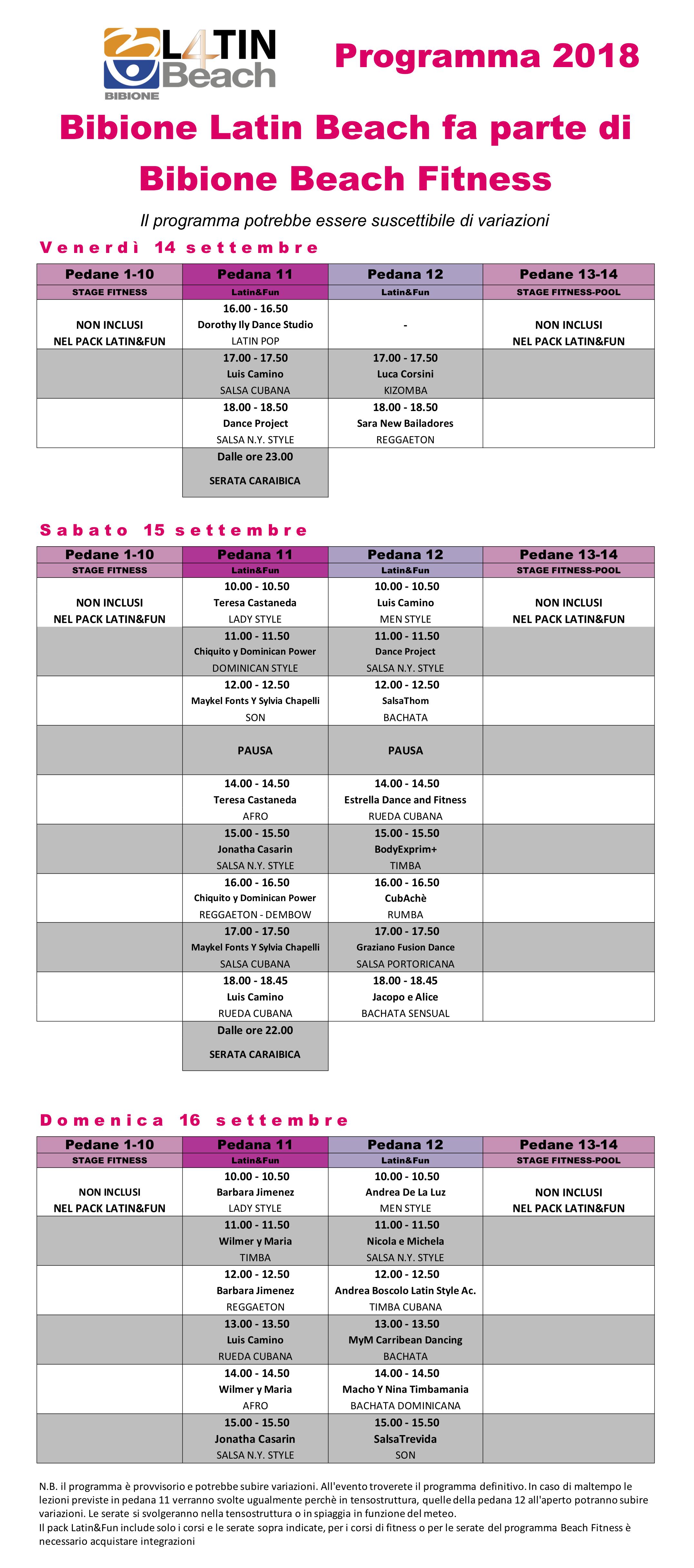 Programma BLB 30-8