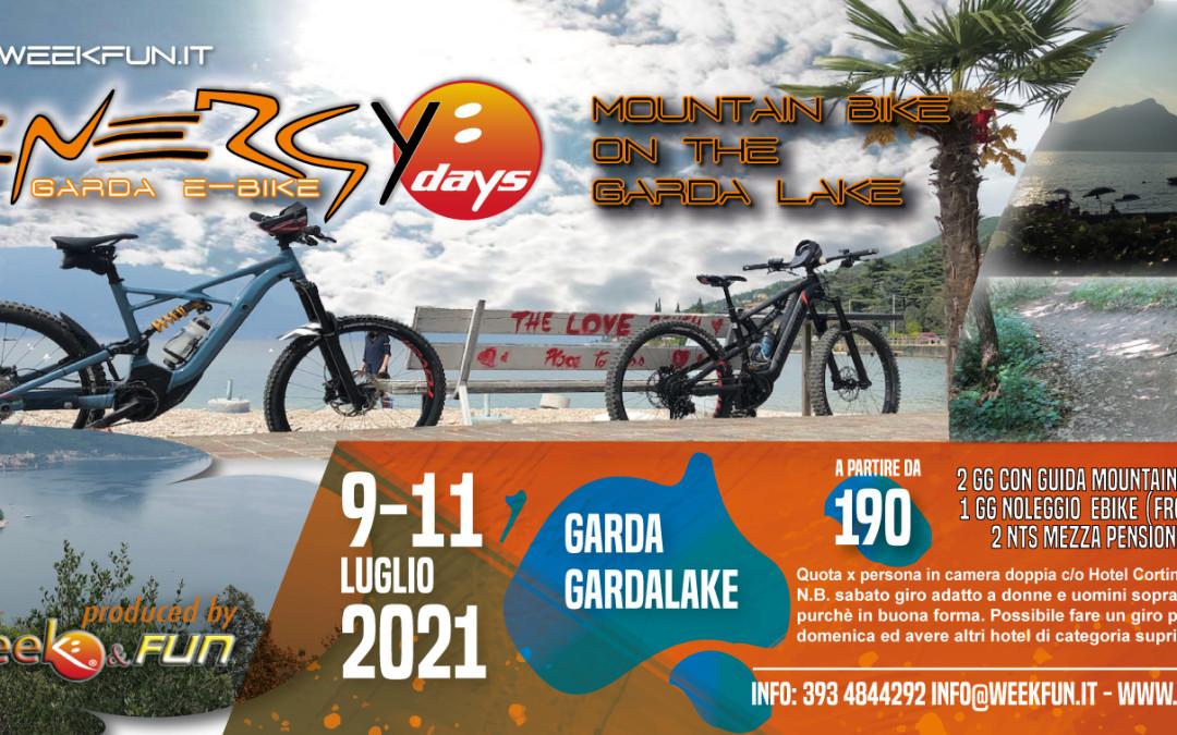 9-11 Luglio – Weekend in mountain Bike sul Lago di Garda